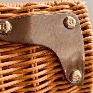 kate spade Bags - VGUC ♠️ Kate Spade Wicker Clutch